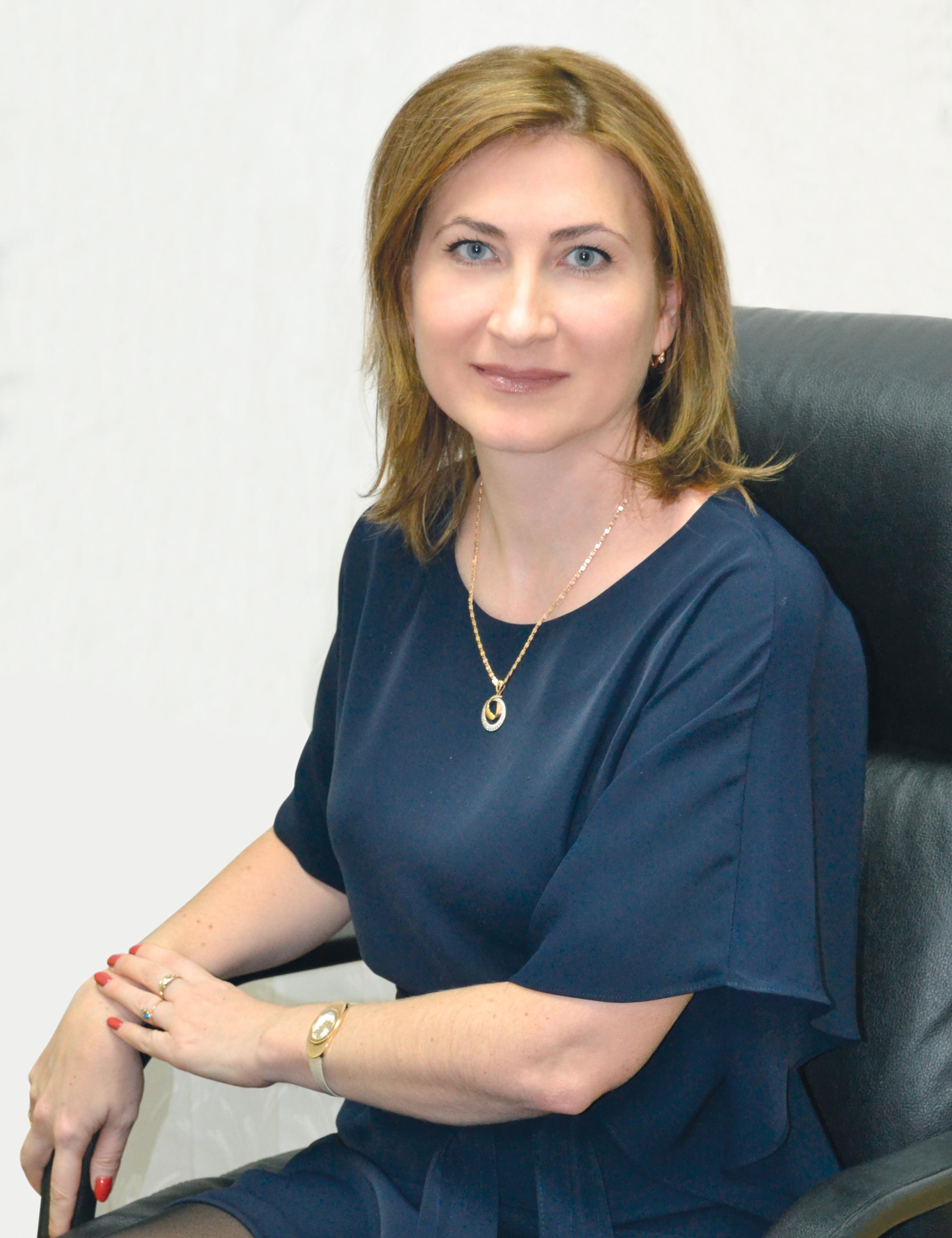 Ребрикова Лариса